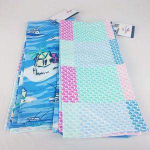NWT Vinyard Vines Kitchen Towels Set of 2 Target